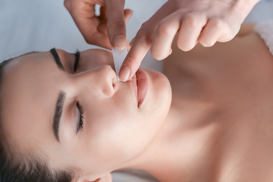affordable facial wax service