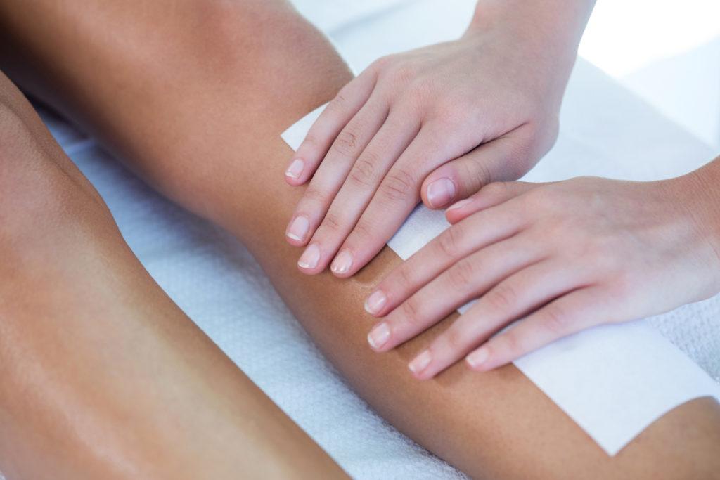 affordable leg wax service